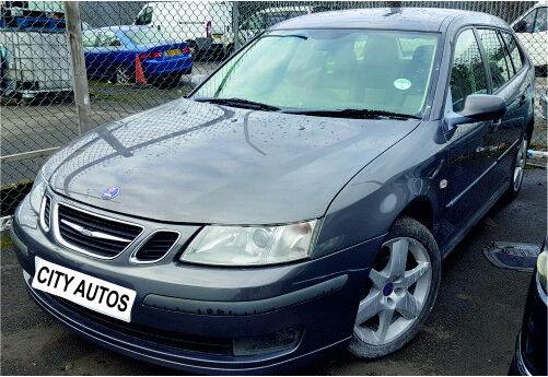 saab 9 3 1 9 diesel 2007 reg 95 000 miles estate automatic beige 2007 Saab 9-3 Interior saab 9 3 1 9 diesel 2007 reg 95 000 miles estate automatic beige