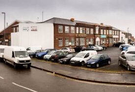 Light industrial units, workshops, offices and storage facilities for Rent in Birmingham (B11)