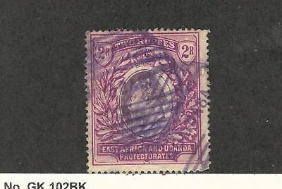 East Africa & Uganda, Postage Stamp, #26 Used Revenue Cancel, 1904