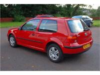 2003 Volkswagen Golf 1.4 Match 3 Door