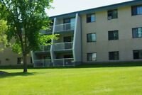 Dec. 1st.,1 & 2 br units in quiet bldg.S Red Deer