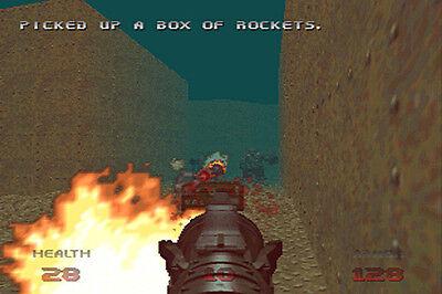 """Klassische Konsolenversionen: Für Nintendo 64 erschien 1997 ein exklusives """"Doom64"""" mit neuen Elementen. (© Gameplan.de)"""