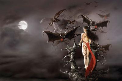 Poster DEL NIDO - Sacrifico / Fantasy  NEU  57295
