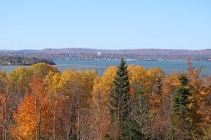 Price Drastically Reduced - House, 50ac, Cabin, Water View/front