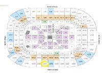 Anthony Joshua vs Kubrat Pulev - Block U31 - Row 6 - 4 Tickets