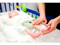 Baby, Child, toddler, disability Physiotherapist - callout, one to one, advice available