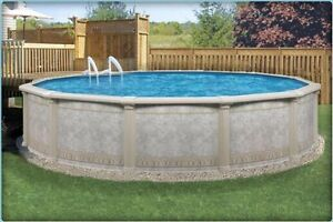 24' Above Ground Resin Pool