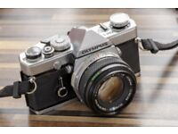 35mm Film Camera Olympus