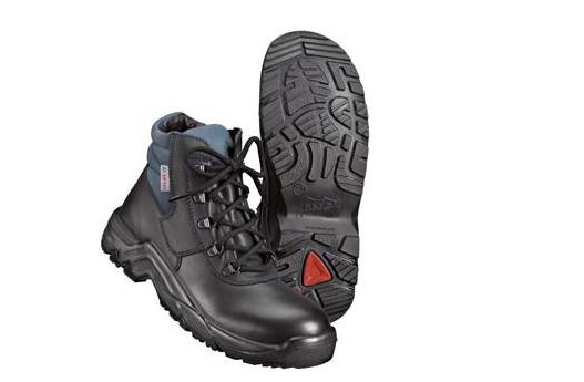 ELTEN Jurek Schnürstiefel S2 schwarz/blau Arbeitsschuhe Stiefel Größe 50