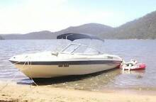 BAYLINER 205 'BOWRIDER' WITH TRAILER Hornsby Hornsby Area Preview