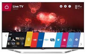 Lg 3D Smart Tv 47LB73
