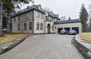 10,000 SQ FT MEGA MANSION ON LAKESHORE RD RENT FOR WEDDINGS