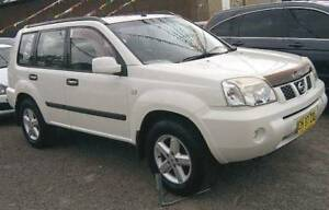 2007 Nissan X-trail 4x4 ST-L Mitchell Gungahlin Area Preview
