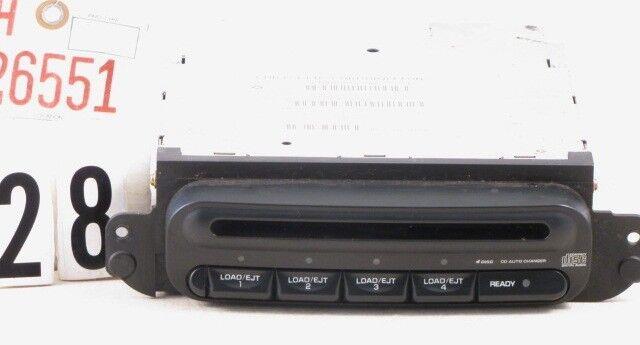 99 00 01 02 CHRYSLER 300M CARAVAN 4 DISC CD CHANGER P04858522AF