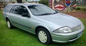 1999 Ford Falcon Wagon $3590 With 15 Months Warranty ( Above Average! ) Leederville Vincent Area Preview