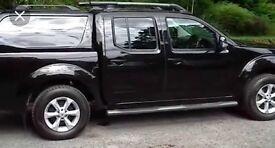 Nissan navara tekna 2.5dci 188bhp top spec double cab pick up sat nav full leather 2011 year no vat