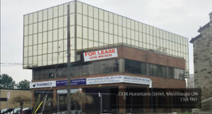Office Space in the Heart of Mississauga - $1500/550sqft