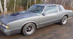 87 Monte Carlo with 454 big block