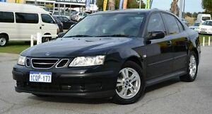 2007 Saab 9-3 VECTOR TURBO Black 5 Speed Automatic Sedan East Rockingham Rockingham Area Preview