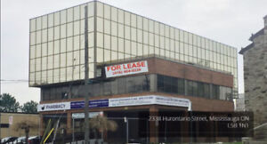 Office Space for Rent on Hurontario Street $600