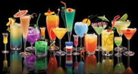 TWO EXPERIENCED & RELIABLE BARTENDERS FOR ANY EVENT