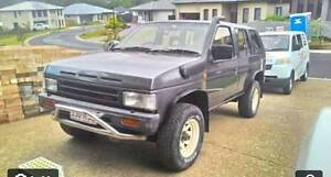 1991 Nissan Terrano SUV Curlwaa Murray-Darling Area Preview