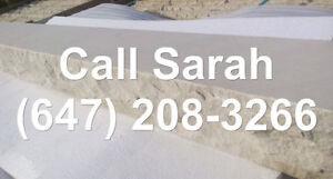 Ivory Steps White Sandstone Steps Indian Sandstone Front Steps Oakville / Halton Region Toronto (GTA) image 1