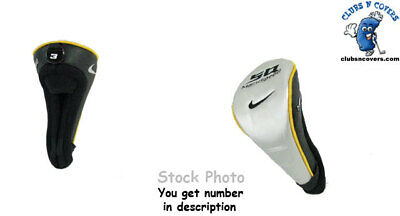 NEW Nike SQ MachSpeed Hybrid wood Headcover ALL TAGS, used for sale  Shipping to South Africa