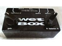 The GigRig Wetbox
