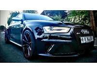 Audi RS4 Avant 4.2 TFSI ( 450ps ) S Tronic 2013MY quattro