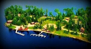 Buyer for a fishing and hunting lodge or will pay a finder's fee