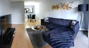 Fully Furnished One Bedroom Condo