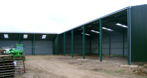 Metal Buildings for barns, garages, storage buildings, workshops