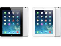 iPad 4th generation white/silver 16gb