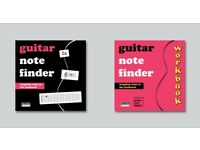 Learning the Notes on the Guitar and Workbook
