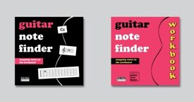 Guitar Note Finder and its Workbook