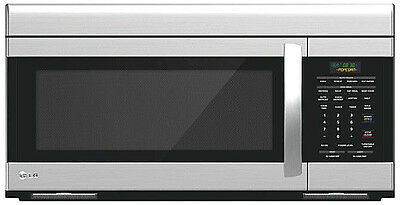 LG LMV1683ST - 1.6 Cu Ft Stainless Steel Over the Range Microwave Oven