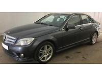 Mercedes-Benz C200 FROM £41 PER WEEK!