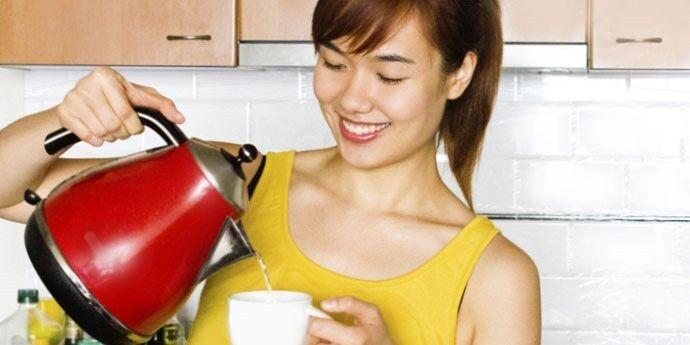 Wasserkocher entkalken tipps und tricks ebay - Kalk entfernen wasserkocher ...