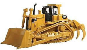 *NEW* Norscot 55209 CAT Caterpillar D9T Track Type Tractor 1:87 DieCast Model