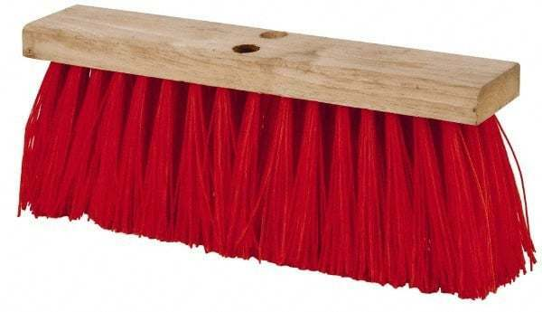 """PRO-SOURCE 16"""" Rough Surface Synthetic Push Broom"""