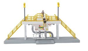 MTH-30-9179-O-Scale-Operating-Storage-Tank-Station-Sunoco