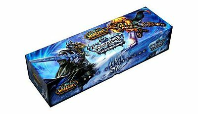 Icecrown Epic Collection World of Warcraft WoW TCG Booster Loot Card Playmat