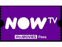 Now TV - 12 Month Movie Pass