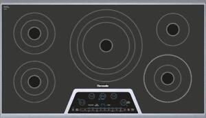 Plaque de cuisson 36, Surface en vitrocéramique, Thermador