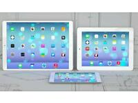 WANTED IPADS/MINIS/AIRS/PROS/NEW / USED CASH PAID