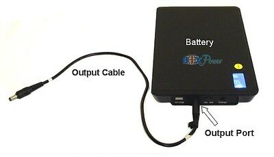 BiXPower 99 Watt-hour 24V Rechargeable Battery - MP100-24V