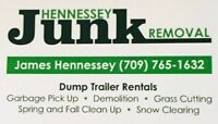 Junk Removal / Snow Clearing