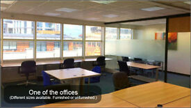 ALDGATE Serviced Office Space to Let, E1 - Small & Large Units Available from 2 - 85 people