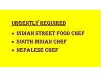 Indian Street Food Chef Nepalese Chef South Indian Chef